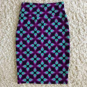 LuLaRoe Cassie Skirt. Size XS.
